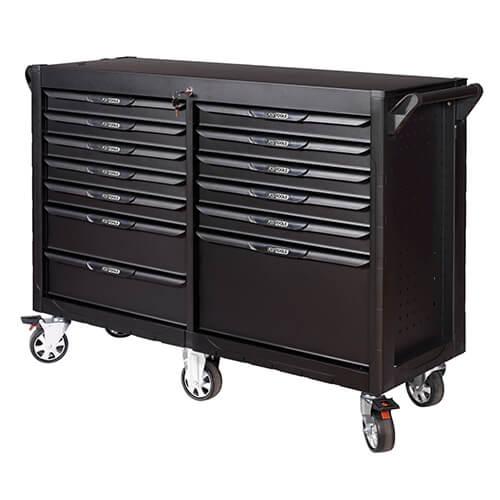 Servante ULTIMATE 13 tiroirs et 6 roues KS Tools