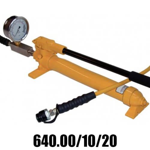 Pompe Hydraulique Manuelle et Vérin Hydraulique 20 t KS Tools